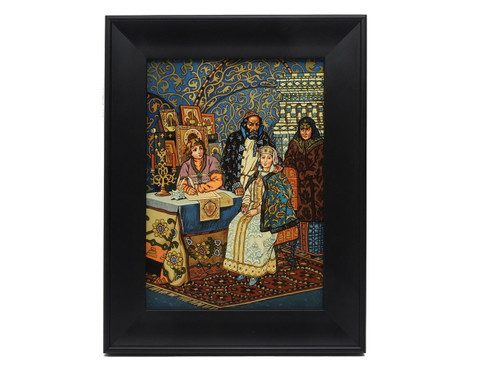 Boris Godunov [Zvorykin] Genuine Painting