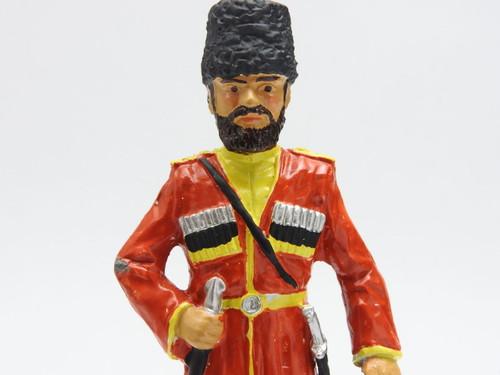 Russian Imperial Guard Cossack  Lead Figure
