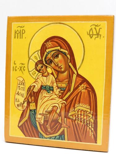 Mother of God Icon Holy Spirit