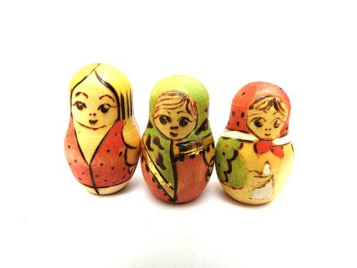 Balalaika Maiden Counting Toy