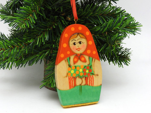 Sweetheart (Милашечка) Christmas Ornament 8