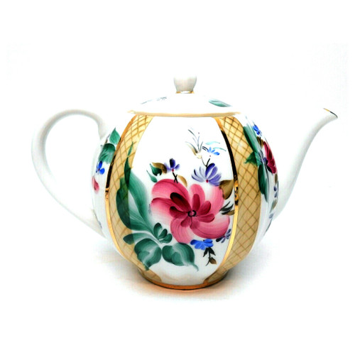 Greenhouse Teapot
