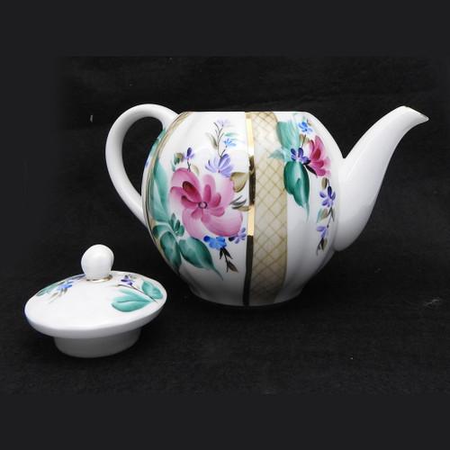 Greenhouse Teapot