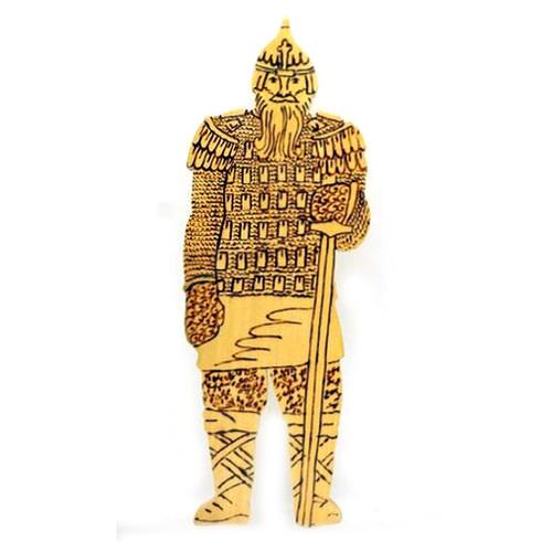 Ilya Muromets in Armor [Plain]