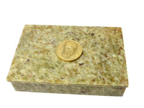 Fyodor Dostoyevsky  Medallion Box