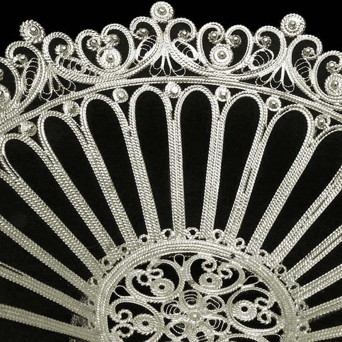 Russian Filigree at Maison Russe