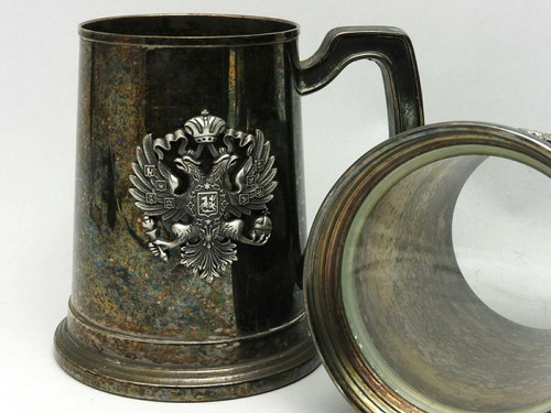 Imperial Eagle Decorative Beer Mugs