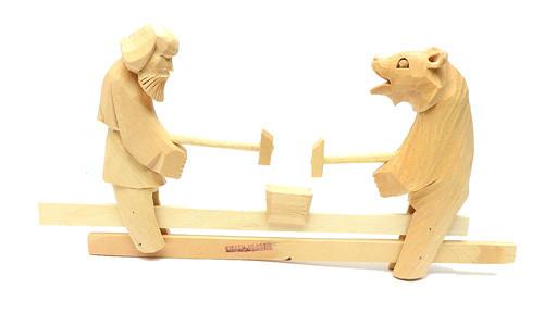 Blacksmiths (Кузнецы) Bogorodsk Toy