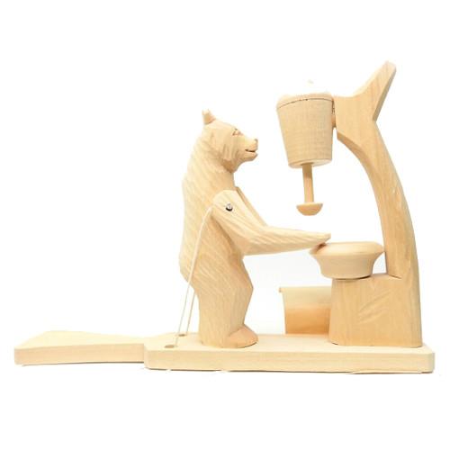 Good Morning! Bear Bogorodsk Toy