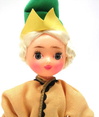 Timoshka Ryazheny  Vintage Doll