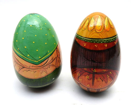 Comical Grandparents Easter Eggs