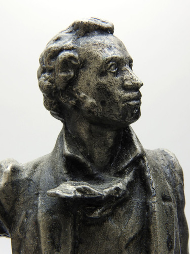 Alexander Pushkin Monument Replica