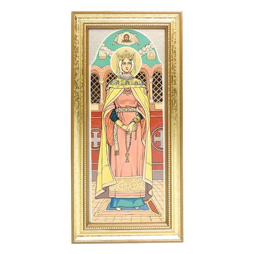 St. Evdokia, by Vasnetsov