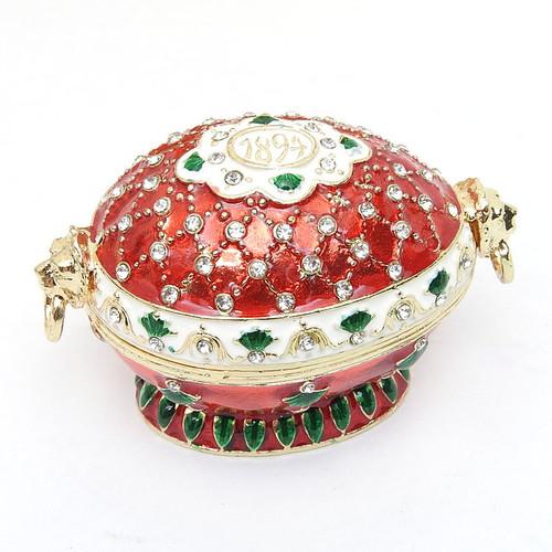 Renaissance Egg  Box 1894