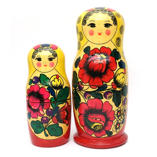 Polkhovsky Maidan Matryoshka Doll [6pc]