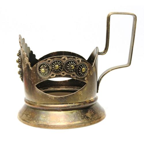 Vintage USSR 1970's Tea Glass Holder