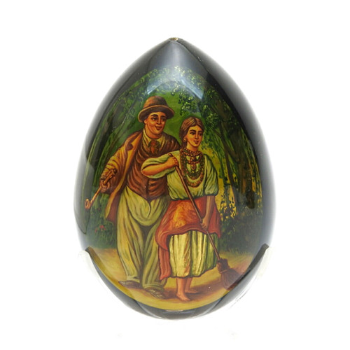 Ukrainian Courtship Easter Egg