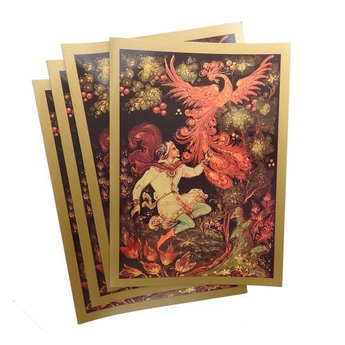 The Firebird Note Cards