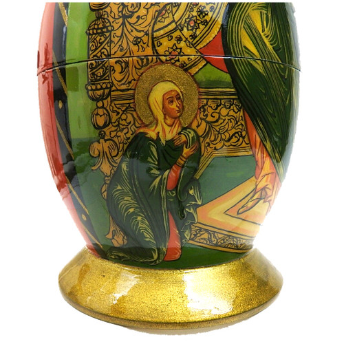 Russian Orthodox Icons (Русские православные иконы) Matryoshka First Doll with Mother of God