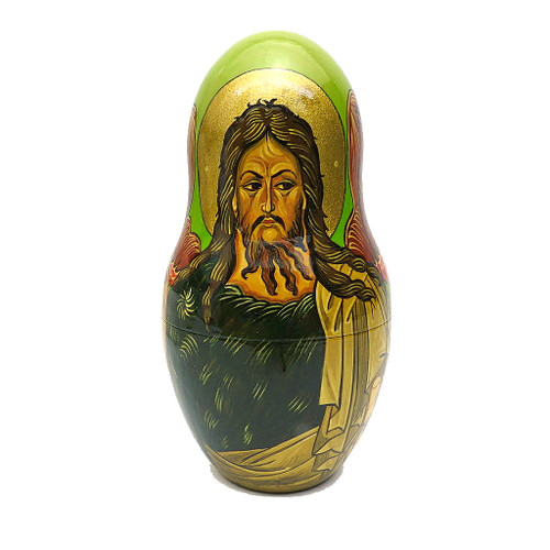 Russian Orthodox Icons (Русские православные иконы) Matryoshka Second Doll