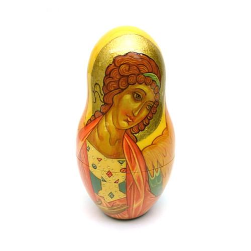Russian Orthodox Icons (Русские православные иконы) Matryoshka Fourth  Doll