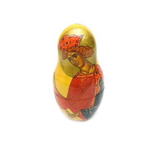 Russian Orthodox Icons (Русские православные иконы) Matryoshka Fifth Doll