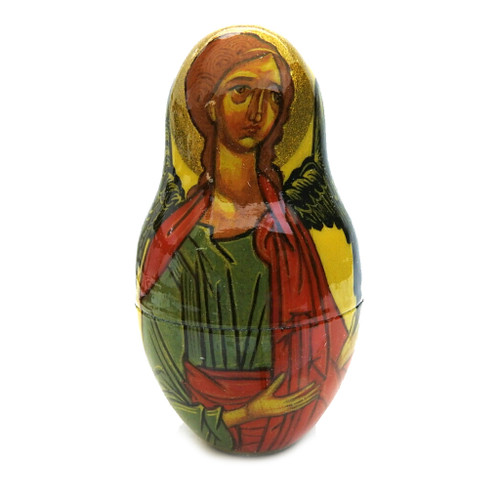 Russian Orthodox Icons (Русские православные иконы) Matryoshka Sixth Doll