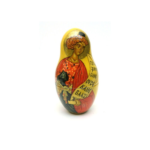 Russian Orthodox Icons (Русские православные иконы) Matryoshka Seventh Doll