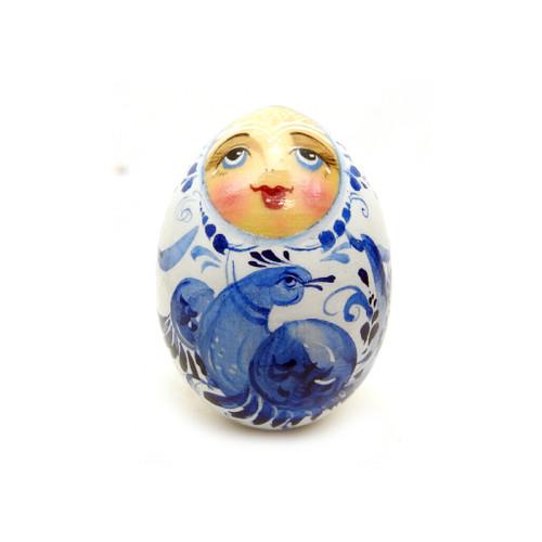 Bluebird Maiden Easter Egg