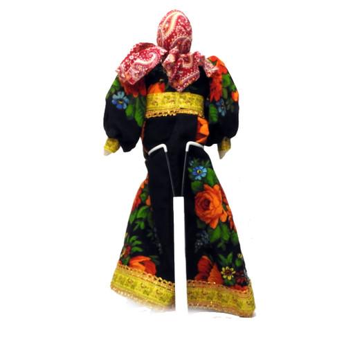 Russian Handmade Cloth Doll