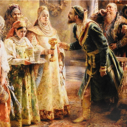 Konstantin Makovsky The Tsar's Painter in America and Paris