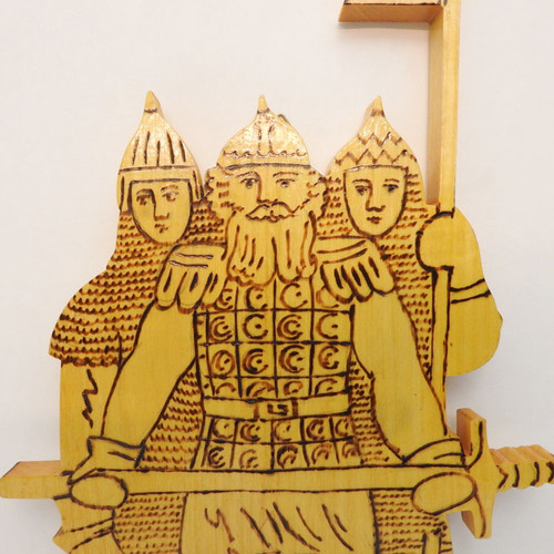 Ilya Muromets Russian Warriors