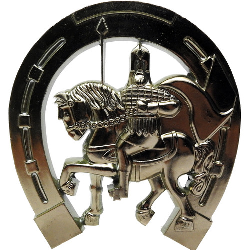 Russian Bogatyr Horseshoe Panno