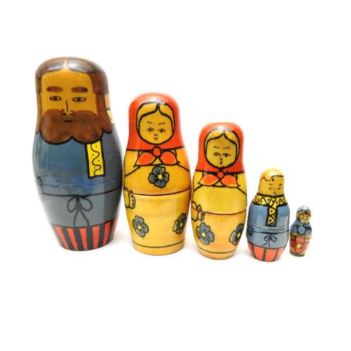 Muzhik Family 5x (Argentina)