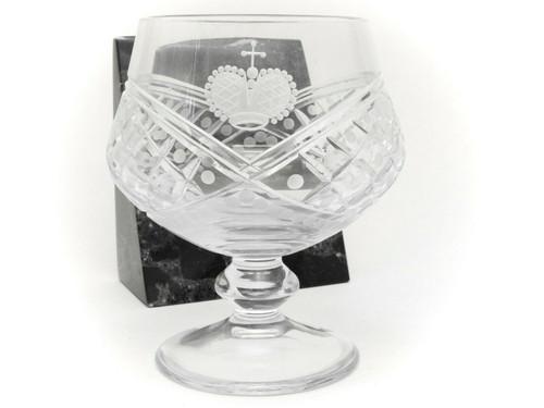 Crystal Cognac Snifter