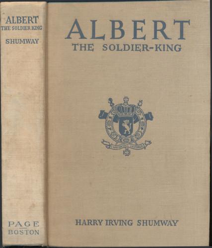 Albert The Soldier-King [1935]