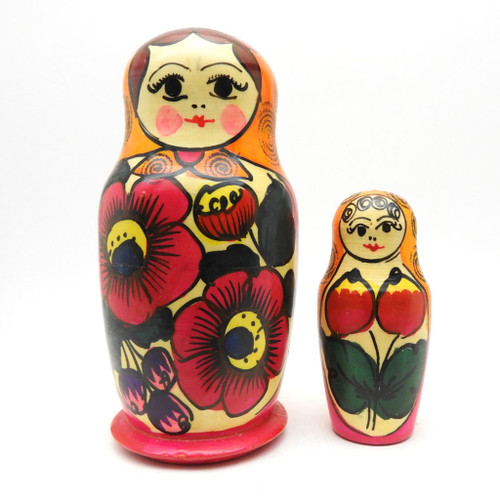 Krutets Matryoshka 2pc