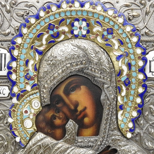 Vladimirskaya Mother of God