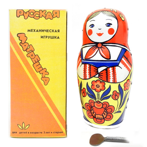 Mechanical Matryoshka