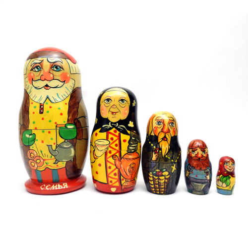 Family Matryoshka