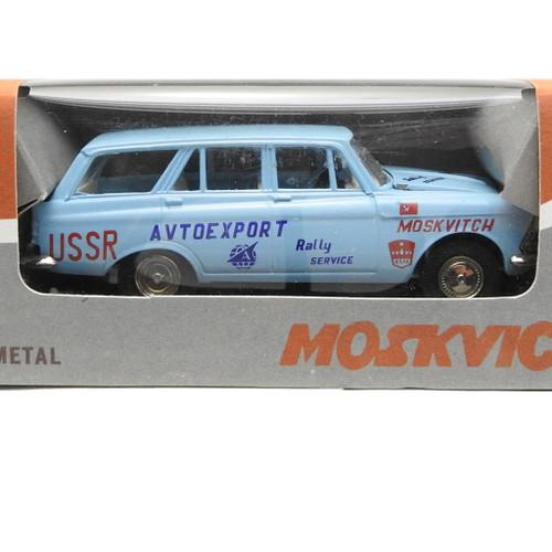 Scale Model Moskvitch 427 Avtoexport
