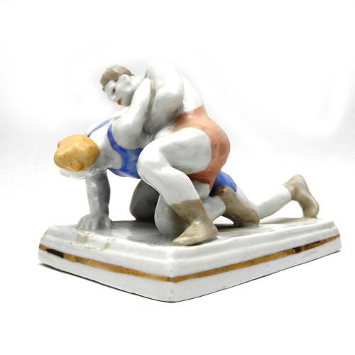 Wrestlers (Борьба aka Борцы)[Dulevo, 1959]