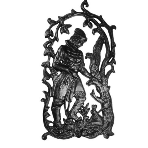 Frog Princess Plaque [Kasli]