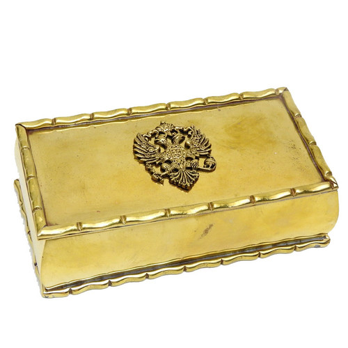 Russian Imperial Eagle Box