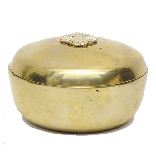 Brass Imperial  Russian Eagle Box