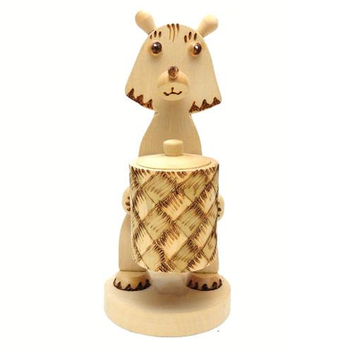 Bear with Basket Box