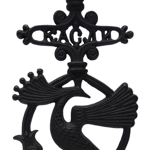 Firebird and Kasli Logo Candle Holder