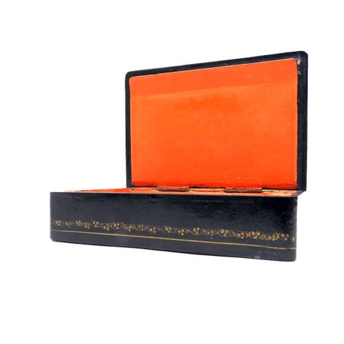 Vintage 1947 Mstera Lacquer Box