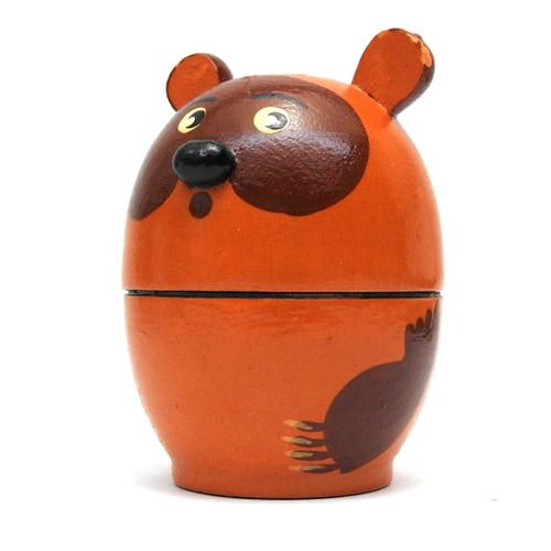 Winnie the Pooh Salt Shaker
