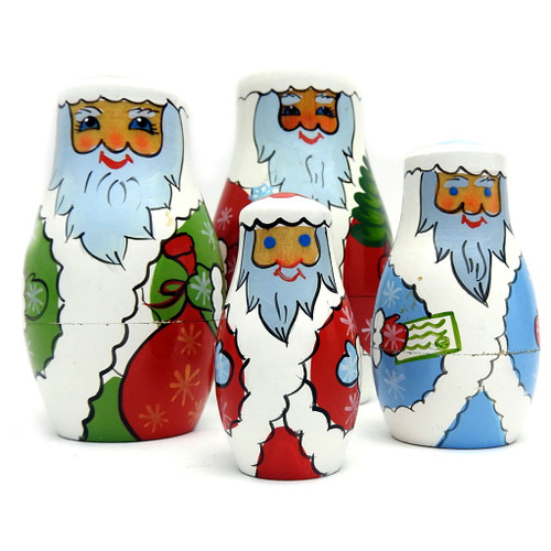 Brest Santa Claus